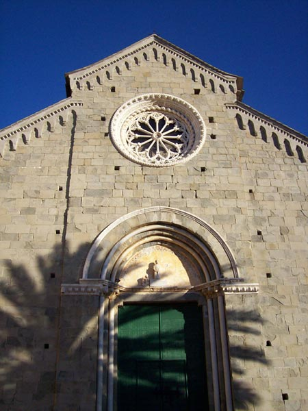 The church of San Pietro