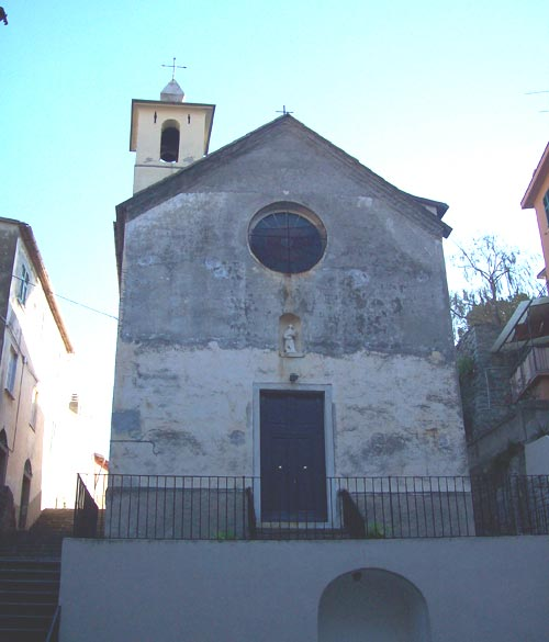 The oratory of the Disciplinati