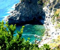 Corniglia beaches