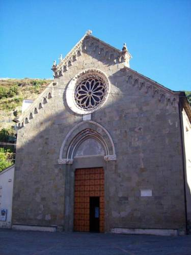 The church of San Lorenzo