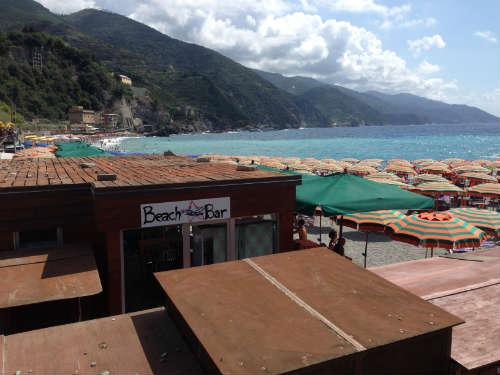Bagno Stella Marina, Monterosso