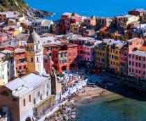 Where to swim in Vernazza